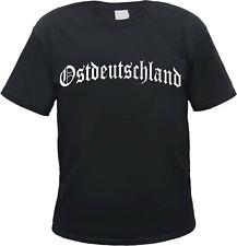 OSTDEUTSCHLAND T-Shirt, DDR, Ost-Zone, neue Bundesländer