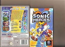 GameCube/Wii: ~ Sonic Heroes ~ {komplett}