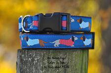 Dog collar Dachshund Doggies small, medium
