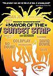 MAYOR OF THE SUNSET STRIP rare Music Documentary dvd DAVID BOWIE Sex Pistols