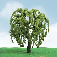 "JTT SCENERY 92302 PRO-ELITE WILLOW TREE 3"" to 3.5"" HO-SCALE 2 P/K  JTT92302"