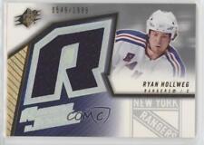 2005-06 SPx #147 Ryan Hollweg New York Rangers RC Rookie Hockey Card