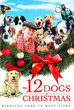 12 Dogs of Christmas  DVD Jordan-Claire Green, Tom Kemp, Susan Wood, Adam Hicks,