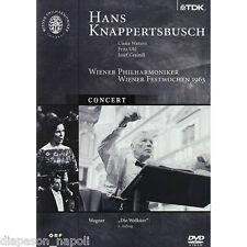 Knappertsbusch - Vienna Festival 1963 (Die Walküre Act 1) / Watson, Uhl, Gr  Dvd