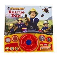 Rescue Day! Board book Book New