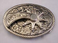 Beautiful Belt Buckles In Metal In Different Models