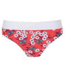 MYLEENE KLASS Floral Print Hipster Bikini Bottoms / Briefs Size 16 18 - 20 NEW