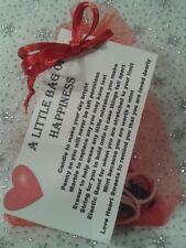 A LITTLE BAG OF HAPPINESS  Birthday Christmas Anniversary Wedding Survival Kit