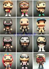 FUNKO POP WWE ☆The Rock Ultimate Warrior Finn Balor John Cena Iron Sheik☆ GIFT