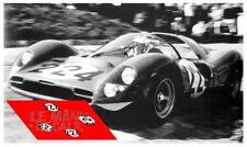 Calcas Ferrari 330 P4 Targa Florio 1967 224 1:32 1:43 24 18 64 87 slot decals