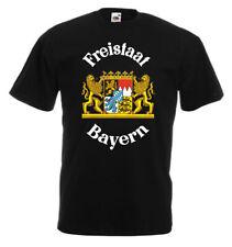 "Freistaat Bayern ""Wappen"" (Shirt,Pulli,Langarm,Girl,Ã""rmellos)"