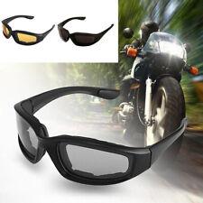 Anti-Glare Motorcycle Glasses Polarized Night Driving Lens Glasses Sunglasse~OI