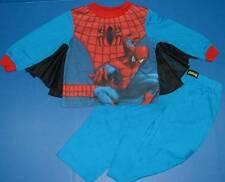 Boys Marvel The Amazing Spiderman 2pc Pajamas 2T 4T 10Y