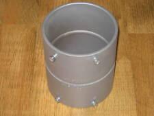 "Appleton 4"" Set Screw Coupling Sntcc-400 Steel"