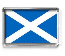 St Andrew SCOTLAND 7x4.5cm  fridge magnet Burns Night, Independence