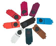 TOP Roeckl Autohandschuhe viele Farben Leder Fahrerhandschuhe Damen 13013-902