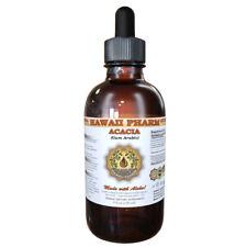 Acacia (Acacia senegal) Tincture, Organic Dried Gum Arabic Liquid Extract