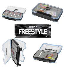 SPRO FreeStyle Rigged Box S/M/L/XL wasserdichte Hardcase Tackle & Zubehör Boxen