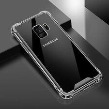 Nuevo 360 ° TPU caso a prueba de golpes protector Completo Cubierta Para Samsung Galaxy S8, S8+ S9