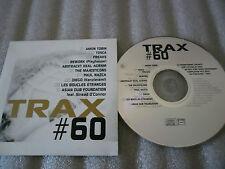 CD-TRAX #60-AMON TOBIN/TOSCA/FREAKS/REWORK/DIEGO/OSCAR-(CD SINGLE)-2003 10TRACK