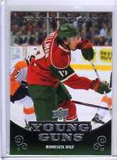 CASEY WELLMAN Rookie 10/11 Upper Deck Young Guns UD #227 Hockey Card