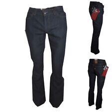 jeans levis donna elasticizzati zampa elefante denim levi's 544 Bootcut blu stre