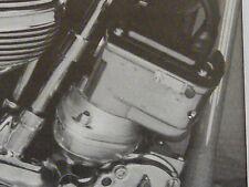 Morris G5 MAGNETO 1936 - 1969 Harley Panhead Shovelhead
