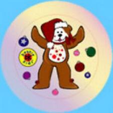 Baubles the Bear Beanie Badge