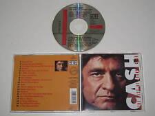 JOHNNY CASH/THE BEST OF (COLUMBIA 462557 2) CD ALBUM