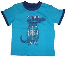 46c2e4a1e Blue 100% Cotton Okie Dokie Tops   T-Shirts (Newborn - 5T) for Boys ...