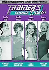 Trainers Choice- Dance DVD, Michelle Dozois, Vanessa Isaac, Tracey Mallett, Jenn