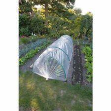 Nature 6030202 Kit Serra a tunnel giardino orto in LDPE trasparente per piante