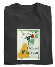 Cicli medinger Annuncio T-shirt di cotone