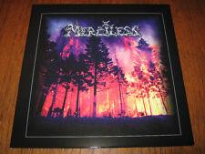 "MERCILESS ""S/T"" LP  mayhem unleashed nifelheim"