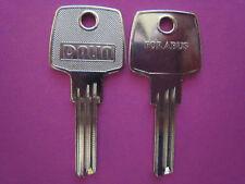 15 Schlüsselrohlinge für ABUS