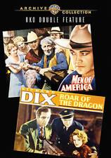Men Of America / Roar Of The Dragon Rko Double Fea DVD Region ALL, NTSC