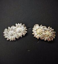 LeStage Convertible Bracelet Clasp - Flower Daisies