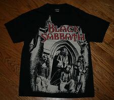 Black Sabbath T-Shirt Men's Medium Heavy Metal Hard Rock Classic Winterland 2005