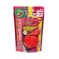 Hikari Blood Red Parrot+ 11.70oz Medium. **Free Shipping**