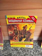 Wildwest-Roman, Band 1809, aus dem Bastei Verlag