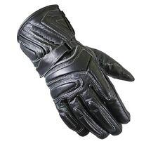 Cuero Guantes de moto de invierno impermeable moto térmica