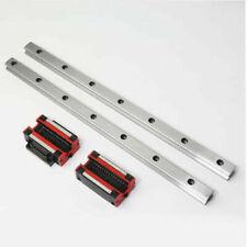 HGH15 1100-1500mm 2x Linear Rail Set 4x Bearing Block linear slide guide HGH15CA