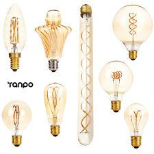 Dimmable LED Light Bulb E27 E14 Lamp Vintage Retro Filament Edison Antique Bulbs