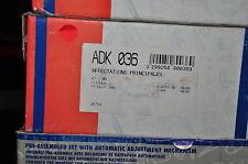 kit frein arrière adk036,citroen zx,peugeot 309