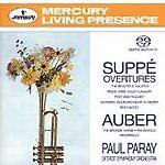 Suppe, Auber: Overtures, , Good Hybrid SACD - DSD