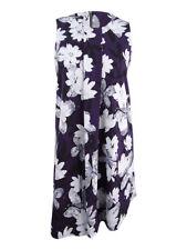 Alfani Women's Plus Size Floral-Print A-Line Dress