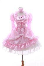Jl-526-2 ROSA SATIN Victorian Chiffon Classic sweet lolita cosplay costume dress