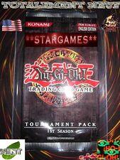 YU-GI-OH! TOURNAMENT PACK TP1 1ST SEASON EUROPE MINT CARDS CHOICE CARTES NEUVES