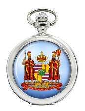 Kingdom of Hawaii Pocket Watch