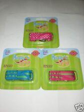 3pcs BooginHead Binki Grip Binky Pacifier Holder PD/B/P